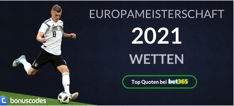 Em 2021 Halbfinale Quoten